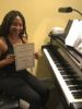 Student A.S. completes Mastering Intervals, taking San Fernando Valley piano lessons at Wehrli Publications and Music Studio.