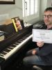 Student N.M. completes Classic Series Volume 1, taking San Fernando Valley piano lessons at Wehrli Publications and Music Studio.