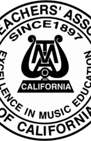 Music Teachers Association of California Logo