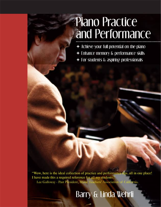 Piano Practice and Performance now on Kindle!