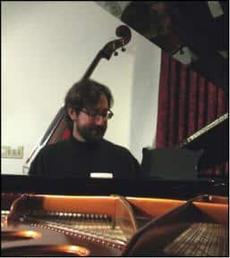 Barry at the Piano - Wehrli Music Studio