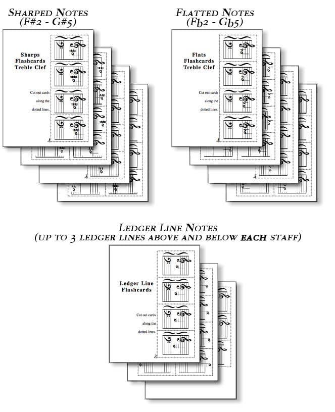 Classic Series: Volume 2 piano flashcards
