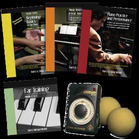 Beginner Complete Pack-beginner piano books