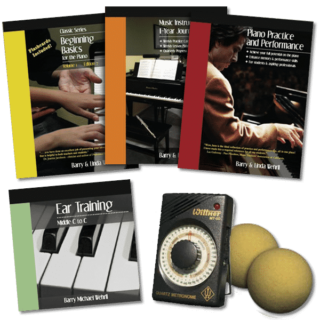 Beginner Complete Pack-beginner piano materials