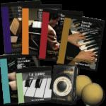 Intermediate Complete Pack-intermediate piano books