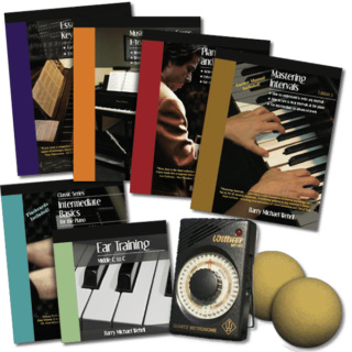 Intermediate Complete Pack-intermediate piano materials
