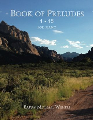 Book of Preludes: 1-15 for Piano