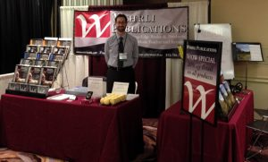 Wehrli Publications Booth-2014 MTAC Convention