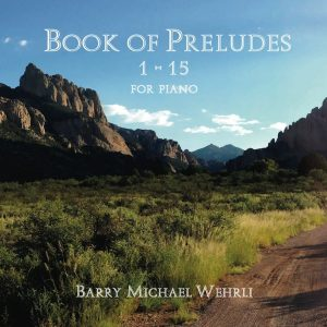 Book of Preludes CD