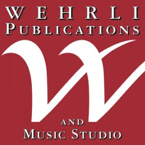 Wehrli Publications and Music Studio Logo - Site Map