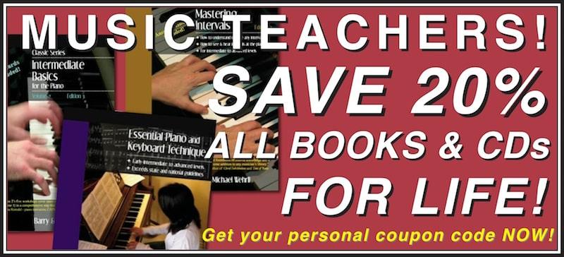 20% Lifetime Teacher Discount Banner