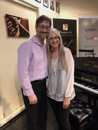 Fall 2019 Student Piano Concert with Barry and Linda!