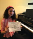 Student B.K. completes Classic Series Volume 1, taking San Fernando Valley piano lessons at Wehrli Publications and Music Studio.