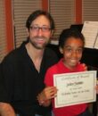 Student J.H. completes Classic Series Volume 1, taking San Fernando Valley piano lessons at Wehrli Publications and Music Studio.