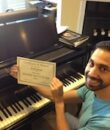 Student N.A. completes Classic Series Volume 2, taking San Fernando Valley piano lessons at Wehrli Publications and Music Studio.