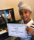 Student R.S. completes Classic Series Volume 1, taking San Fernando Valley piano lessons at Wehrli Publications and Music Studio.